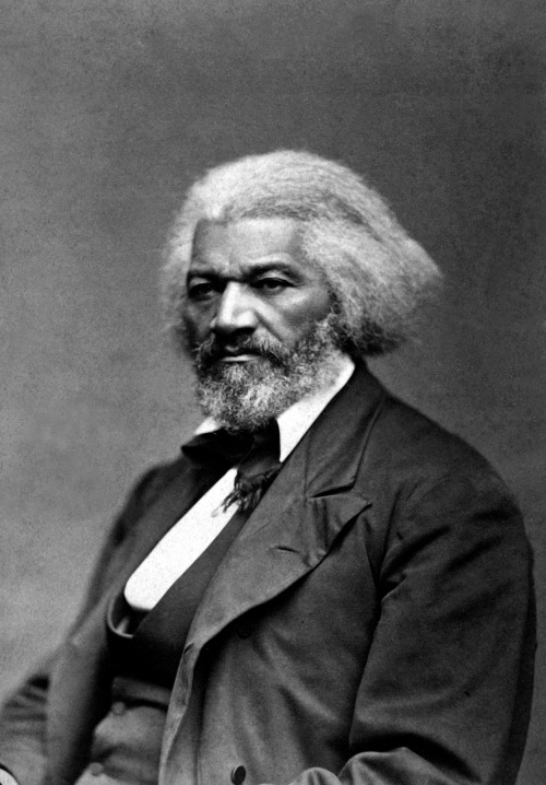 Frederick Douglass beard