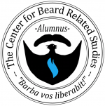 Beardivism Alumni Badge