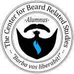 Alumni Badge Beardivism